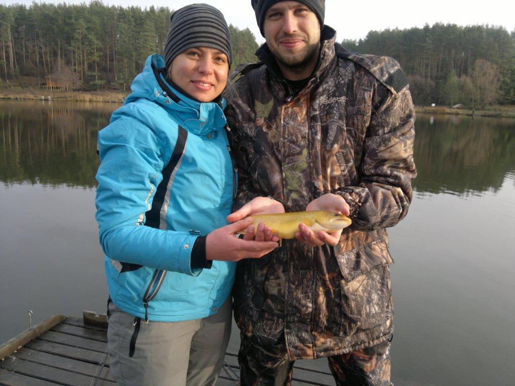 оз родниковое рыбалка
