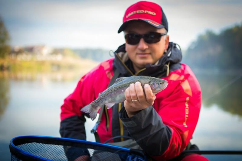 сайт рыбалка форель