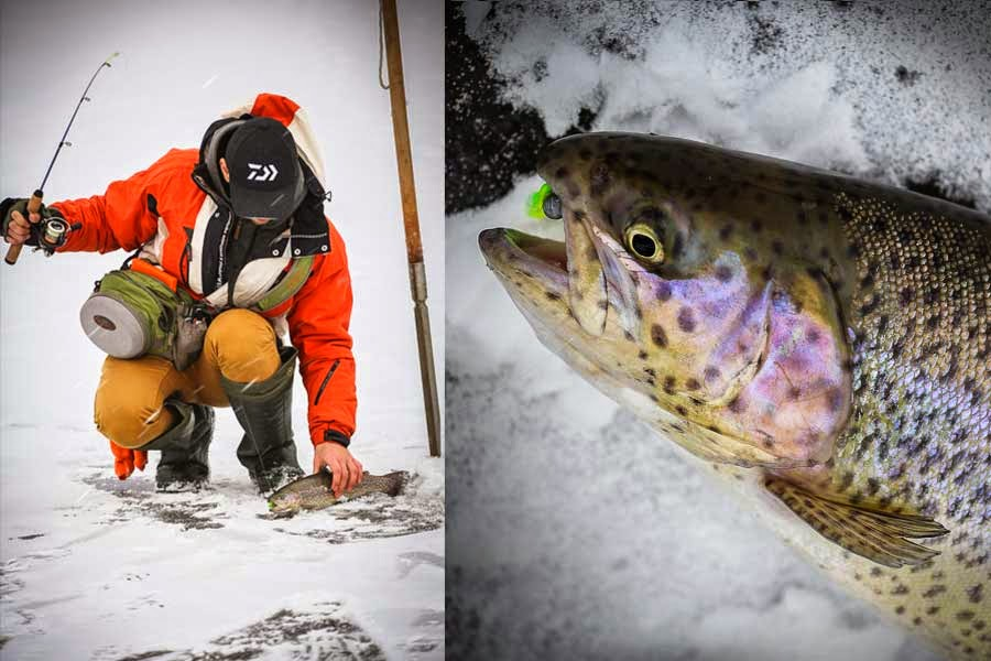 рыбачить в марте видео авто пробегом официальных