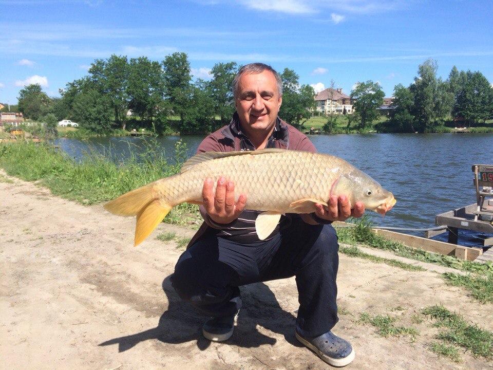 рыбалка в киевской области места для рыбалки