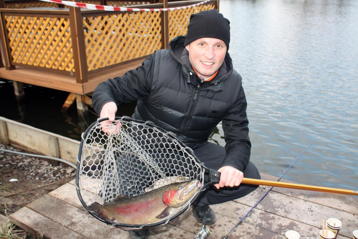 рыбалка в киевской обл озера