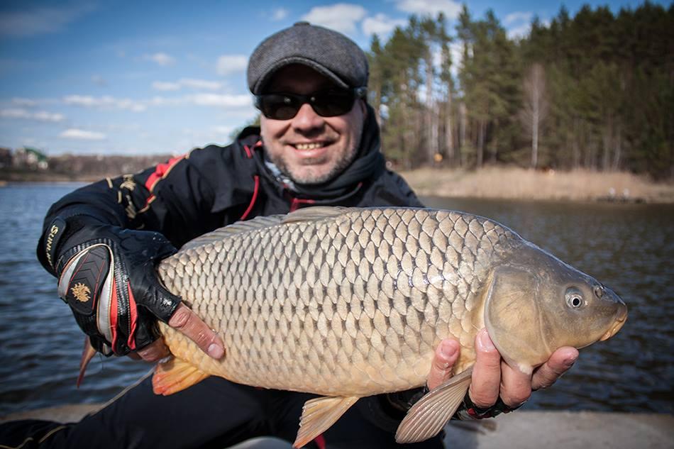 рыбалка киевская страна горбовичи